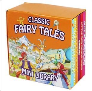 CLASSIC FAIRY TALES MINI LIBRARY