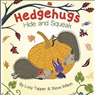 HEDGEHUGS | HIDE AND SQUEAK