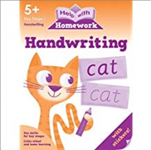 HELP WITH HOMEWORK   HANDWRITING AGES 5+
