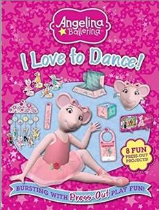 ANGELINA BALLERINA   I LOVE TO DANCE!