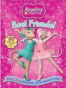 ANGELINA BALLERINA   BEST FRIENDS!