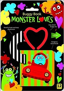 BUGGY BOOK | MONSTER LOVES
