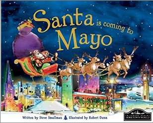 SANTA IS COMING TO MAYO
