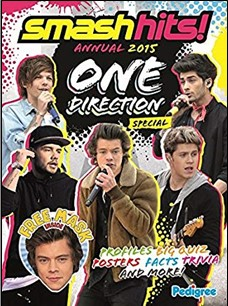 SMASH HITS! ANNUAL 2015 | ONE DIRECTION SPECIAL