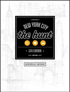 HUNT | NEW YORK CITY