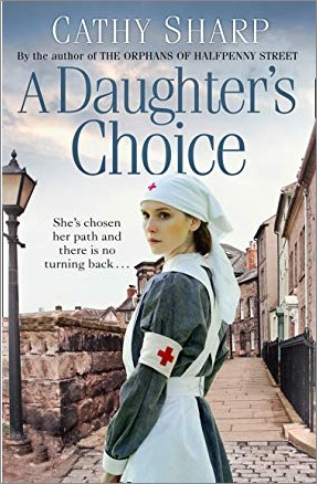 A DAUGHTER'S CHOICE - Cathy Sharp