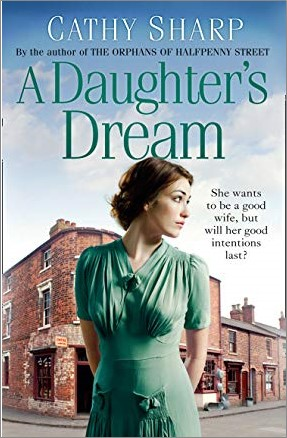 A DAUGHTER'S DREAM - Cathy Sharp