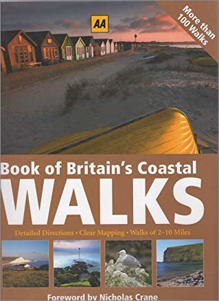 BOOK OF BRITAIN'S COASTAL WALKS