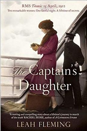 CAPTAIN'S DAUGHTER - Leah Fleming