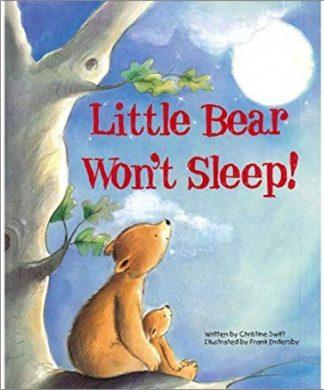 LITTLE BEAR WON'T SLEEP!