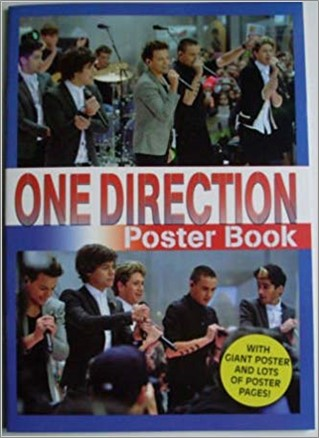 ONE DIRECTION | POSTER BOOK