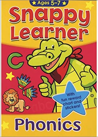 SNAPPY LEARNER   PHONICS   AGES 5 -7