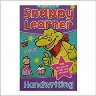 SNAPPY LEARNER   HANDWRITING   AGES 5-7
