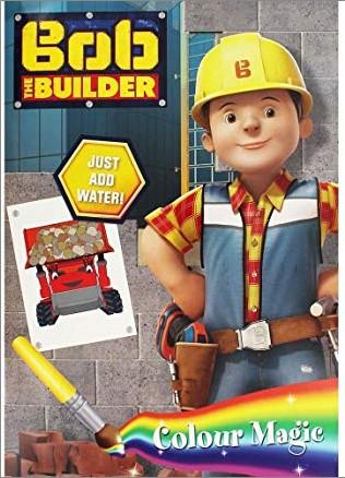 BOB THE BUILDER   COLOUR MAGIC