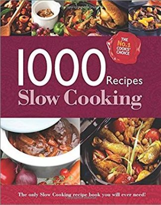 1000 RECIPES | SLOW COOKING