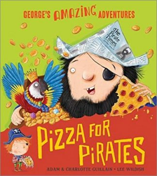 GEORGE'S AMAZING ADVETNURES | PIZZA FOR PIRATES