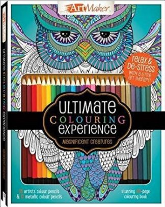 ART MAKER | ULTIMATE COLOURING EXPERIENCE | MAGNIFICENT CREATURES
