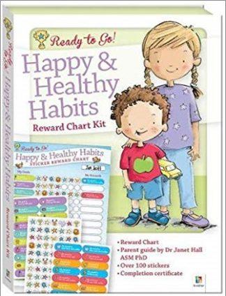 READY TO GO! | HAPPY & HEALTHY HABITS | REWARD CHART KIT