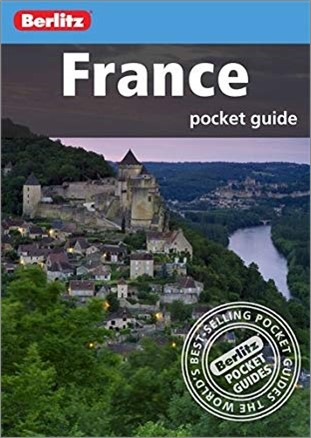 BERLITZ | FRANCE POCKET GUIDE