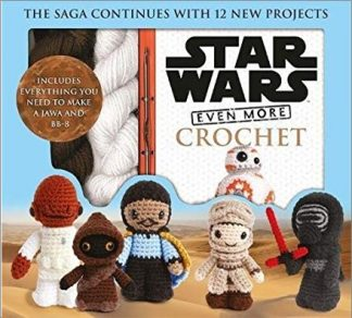 STAR WARS | EVEN MORE CROCHET