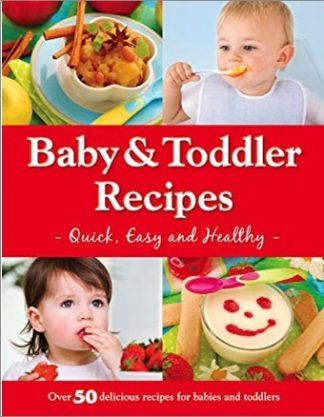 BABY & TODDLER RECIPES