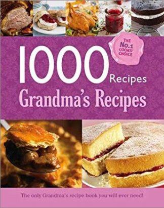1000 RECIPES | GRANDMA'S RECIPES