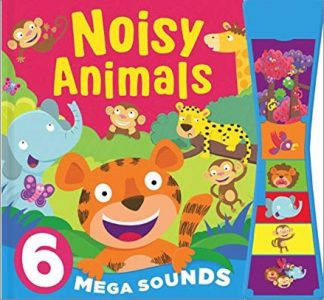 NOISY ANIMALS | SOUND BOOK