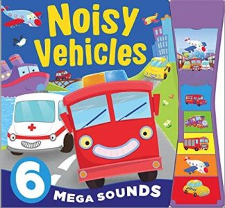 NOISY VEHICLES SOUND BOOK
