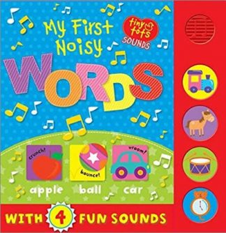 TINY TOTS SOUNDS | MY FIRST NOISY WORDS