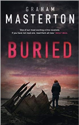 BURIED - Graham Masterton