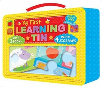 MY FIRST LEARNING TIN
