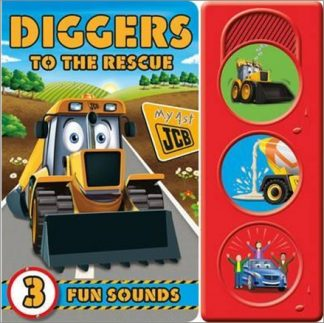 MY 1ST JCB | DIGGERS TO THE RESCUE SOUND BOOK