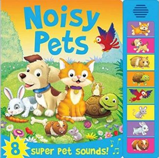 NOISY PETS | SOUND BOOK