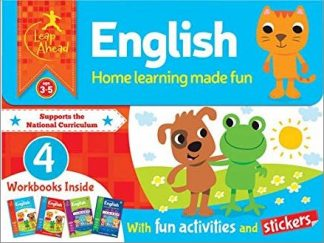 LEAP AHEAD   ENGLISH PACK   AGE 3-5