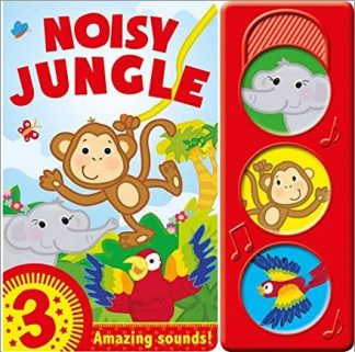 NOISY JUNGLE SOUND BOOK