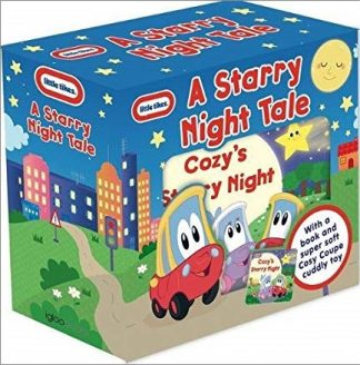 LITTLE TIKES | A STARRY NIGHT TALE | BOOK AND TOY SET