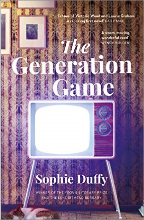 GENERATION GAME - Sophie Duffy