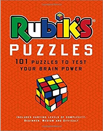 RUBIK'S PUZZLES | 101 PUZZLES TO TEST YOUR BRAIN POWER