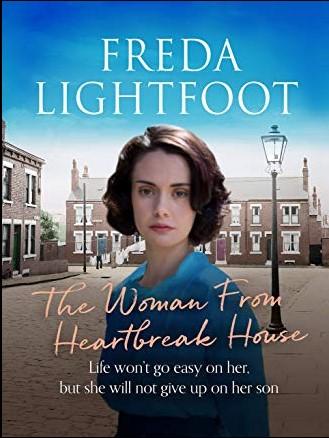 WOMAN FROM HEARTBREAK HOUSE - Freda Lightfoot