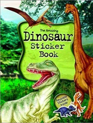 AMAZING DINOSAUR STICKER BOOK