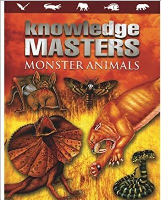 KNOWLEDGE MASTERS | MONSTER ANIMALS
