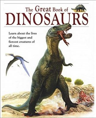 GREAT BOOK OF DINOSAURS