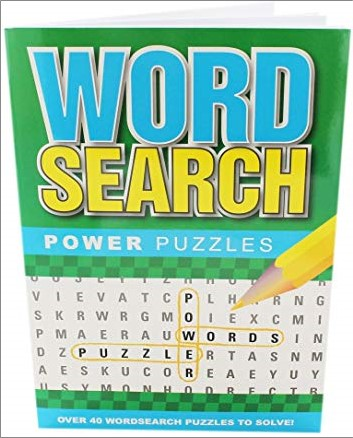 WORD SEARCH | POWER PUZZLES