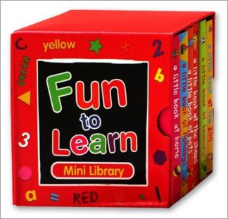 FUN TO LEARN | MINI LIBRARY