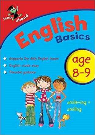 LEAP AHEAD   ENGLISH BASICS   AGE 8-9