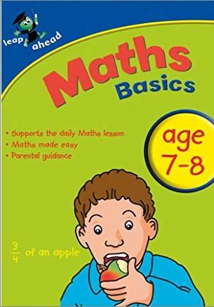 LEAP AHEAD   MATHS BASICS   AGE 7-8