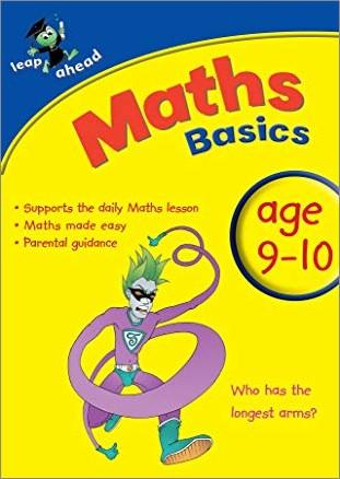 LEAP AHEAD   MATHS BASICS   AGE 9-10