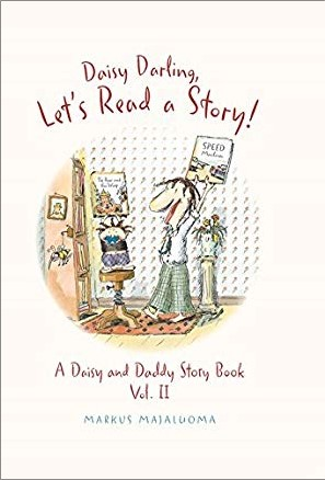 DAISY DARLING, LET'S READ A STORY!   BOOK II
