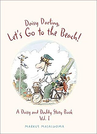 DAISY DARLING, LET'S GO TO THE BEACH! | BOOK I