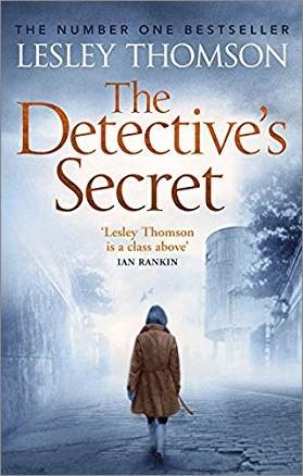 DETECTIVE'S SECRET - Lesley Thomson